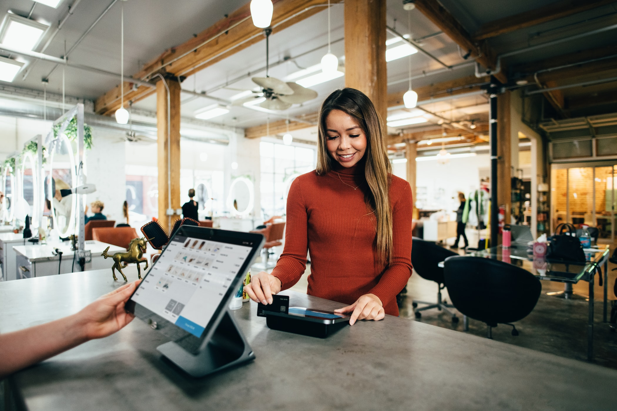 Customer touch-points generate invaluable data for brands